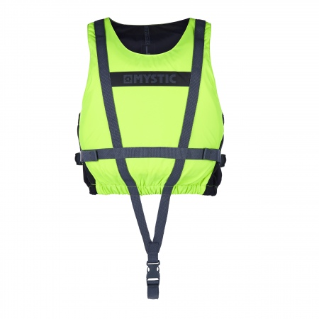 Mystic Jopič BRAND Floatation Vest Zipfree - 650 Lime