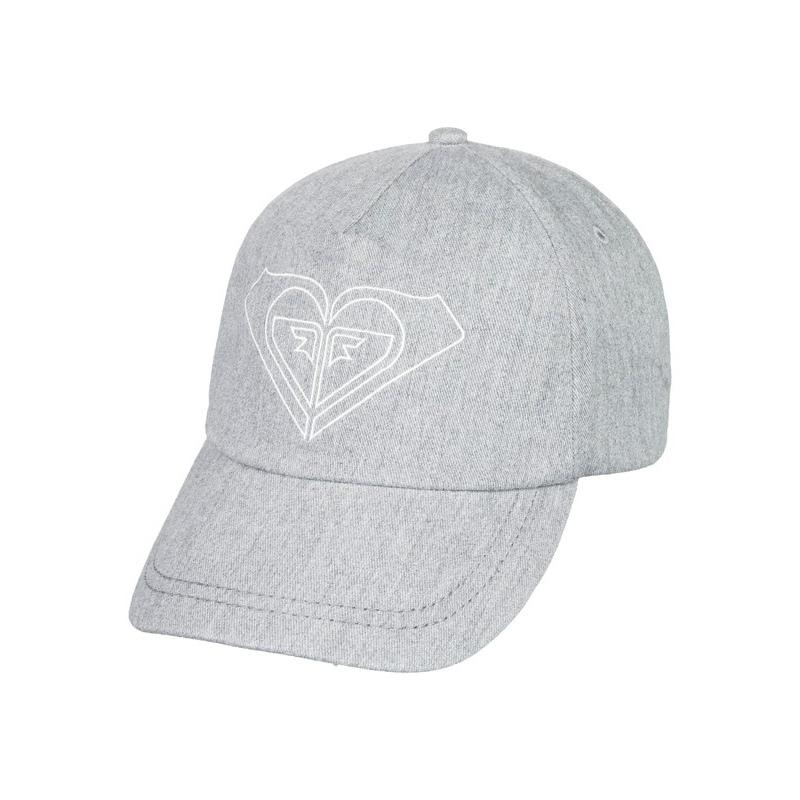 927310a481b63 Roxy EXTRA INNINGS B Baseball Hat- Sgrh Heritage Heather - Infinity ...