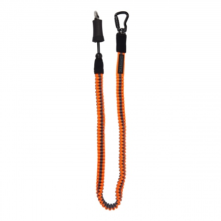 Mystic KITE HANDLEPASS LEASH Long Neo - 200 Orange