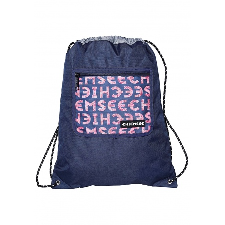 Nahrbtnik Chiemsee DRAWSTRING BAG - 4829 Dark Blue Pink