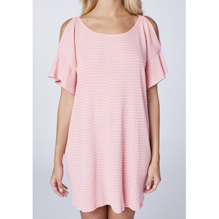 Obleka Chiemsee SAL - 2921 Pink Orange