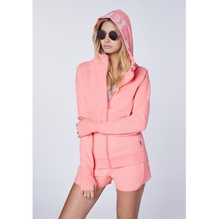 Majica Chiemsee PARAISO - 93 Neon Pink