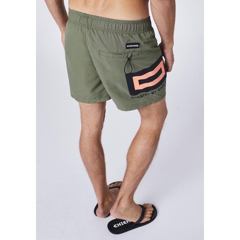 Chiemsee SUPER Tube Swim Shorts Blu