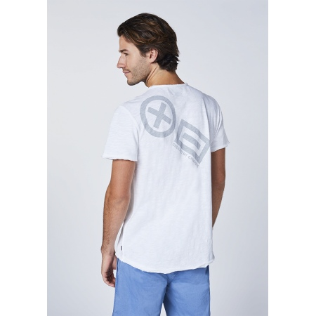 Chiemsee SURFRIDER Tee - 11-0601 Bright White