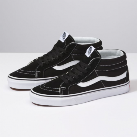 Čevlji Vans SK8-Mid Reissue - Bwh Black-True White
