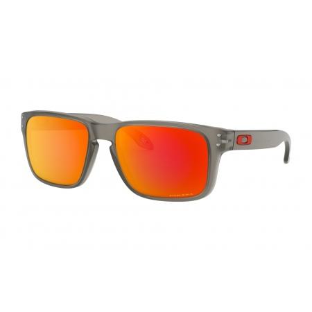Očala Oakley HOLBROOK XS - 9007-0353 Matte Grey Ink-Prizm Ruby