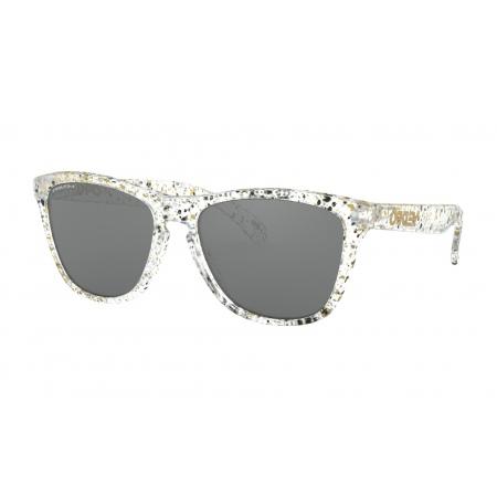 Očala Oakley FROGSKINS - 9013-G655 Splatter Clear-Prizm Black Iridium