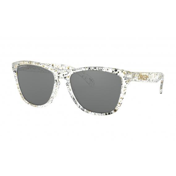 acc388071b Oakley FROGSKINS - 9013-G655 Splatter Clear-Prizm Black Iridium ...