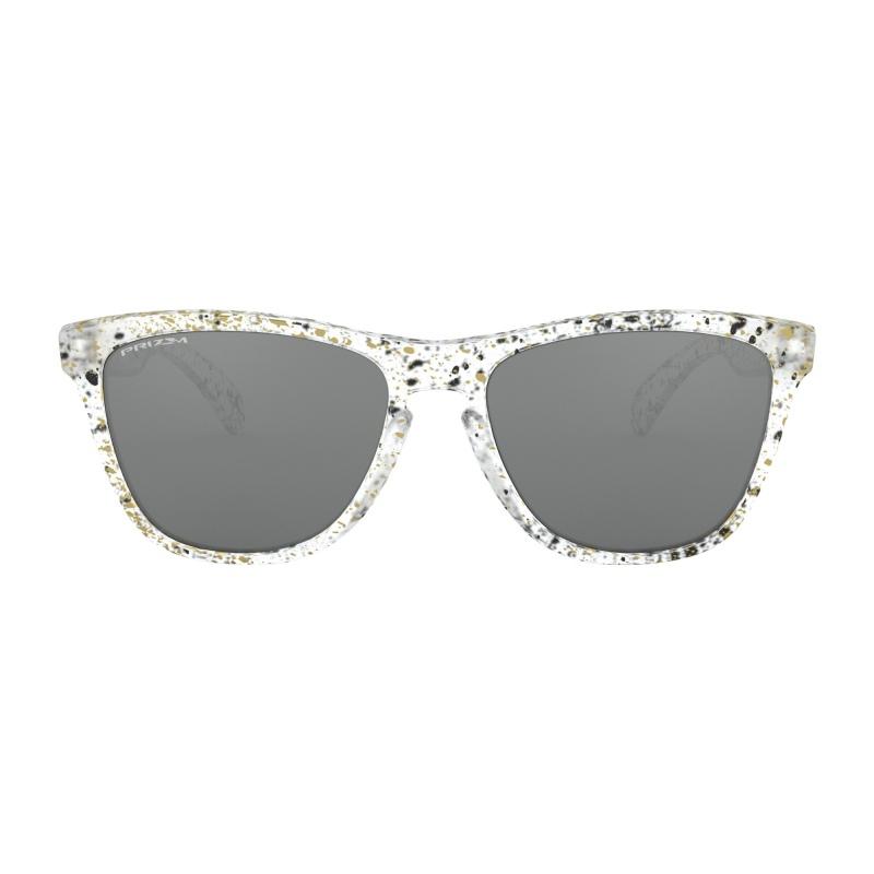 a317689c1e ... Očala Oakley FROGSKINS - 9013-G655 Splatter Clear-Prizm Black Iridium  ...