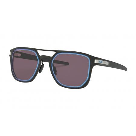 Očala Oakley LATCH ALPHA - 4128-0653 Matte Black-Prizm Grey