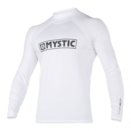 Lycra Mystic STAR LS Junior - 100 White