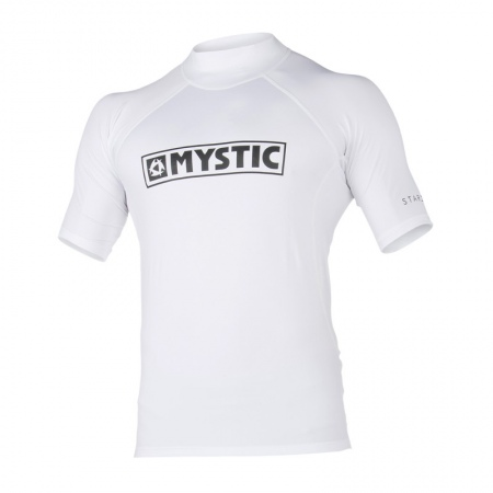 Lycra Mystic STAR SS Junior - 100 White