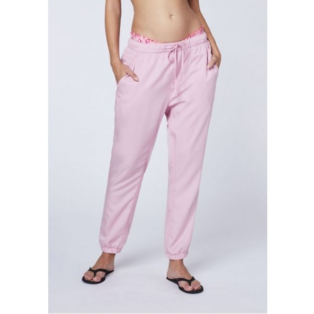 Hlače Chiemsee TARPITS - 14-2305 Pink Nectar