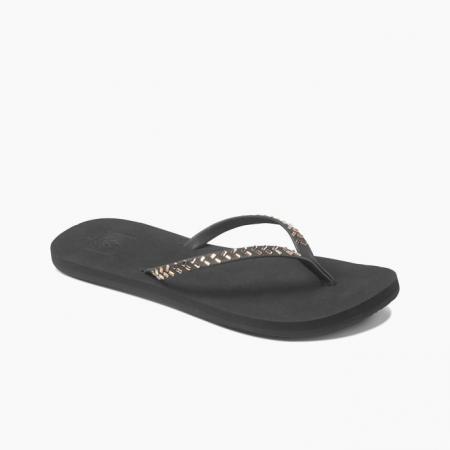 Japonke Reef BLISS EMBELLISH - Bbz Black-Bronze