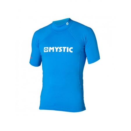 Lycra Mystic Star Junior SS - 100 White