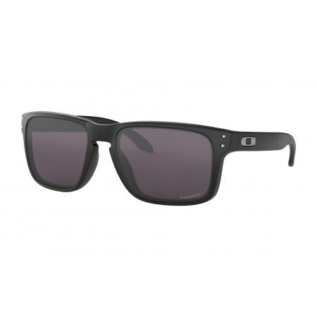 Očala Oakley HOLBROOK - 9102-E855 Matte Black-Prizm Grey