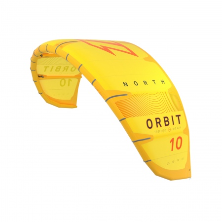 North ORBIT Kite 2020 - 250 Yellow