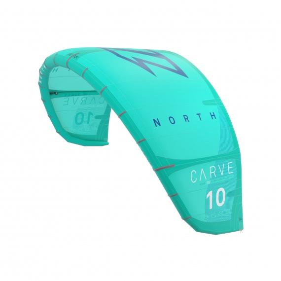 North CARVE Kite 2020 - 600 Green