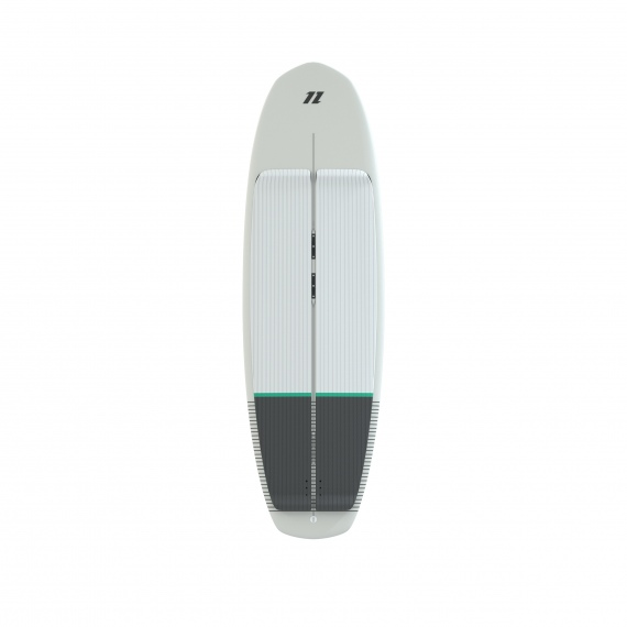 North Deska CROSS Surfboard - 100 White