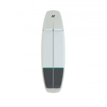 North Deska COMP Surfboard - 100 White