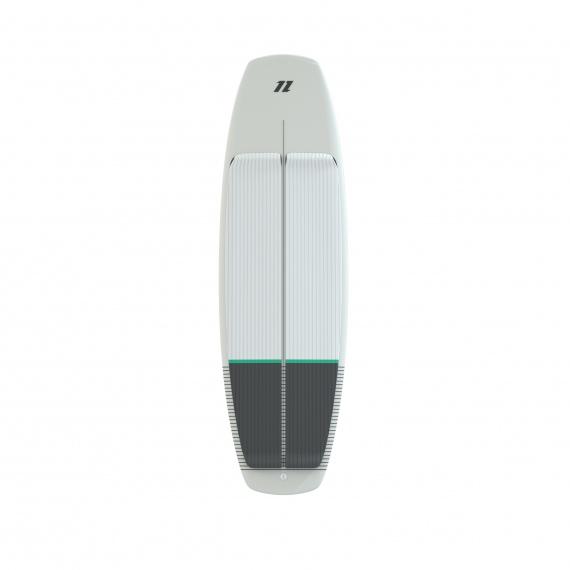 North Deska COMP Surfboard - 100 White
