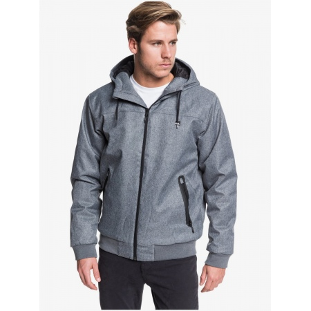 Jakna Quiksilver BROOKS 5K - Kpvh Medium Grey Heather