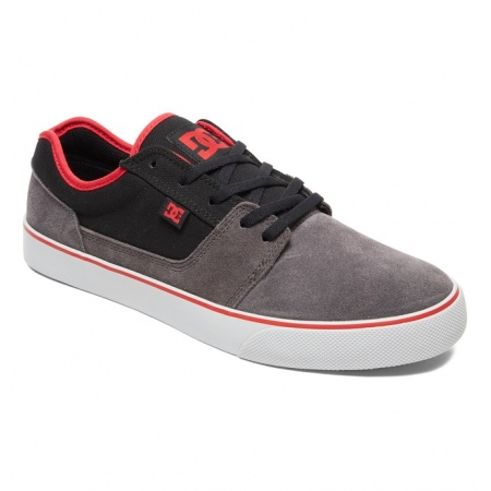Čevlji DC TONIK - Xskr Grey-Black-Red