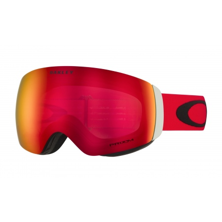 Očala Oakley FLIGHT DECK XM - 7064-8100 Red Black-Prizm Torch Iridium