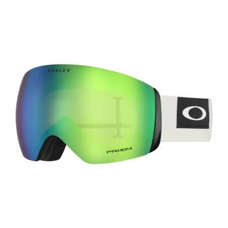 Očala Oakley FLIGHT DECK - 7050-6900 Blockedout Dark Brush Grey-Prizm Jade Iridium