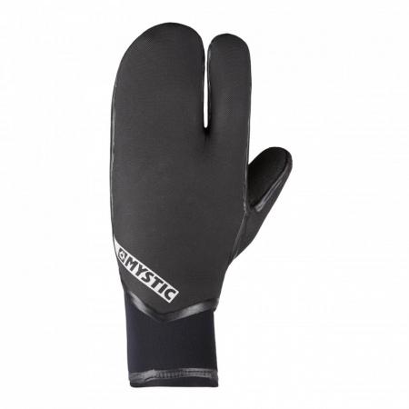 Mystic SUPREME Glove 5mm Lobster - 900 Black