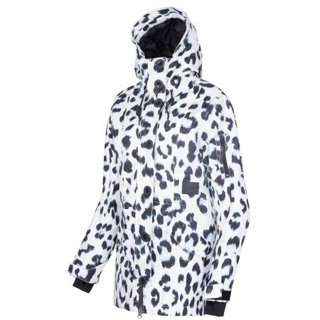 Jakna Rehall DANA-R - 50881 White Leopard