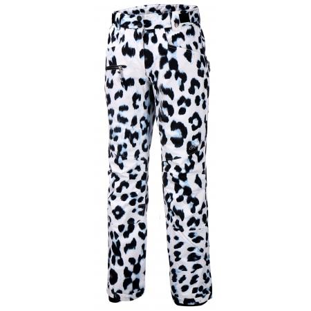 Hlače Rehall JENNY-R - 50914 White Leopard