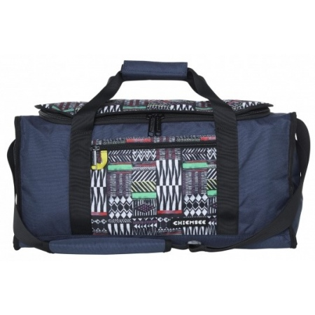 Torba Chiemsee DUFFLE M - 1330 Anthra Green Aop