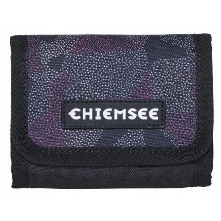 Denarnica Chiemsee WALLET - 2990 Pink Black Aop