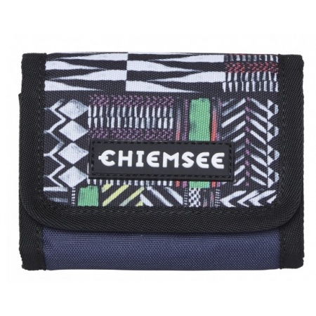 Denarnica Chiemsee WALLET - 1330 Anthra Green Aop