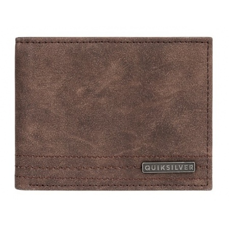 Denarnica Quiksilver STITCHY WALLET VI - Csd0 Chocolate Brown