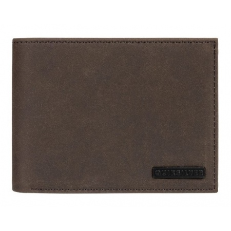 Denarnica Quiksilver BRIDGIES III - Csd0 Chocolate Brown