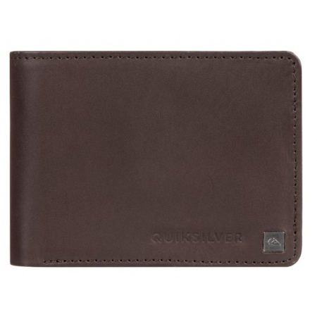 Denarnica Quiksilver MACK IX - Csd0 Chocolate Brown