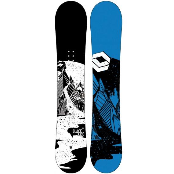 Snowboard FTWO BLACKDECK MW 157W - Blue