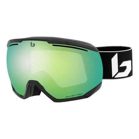Očala Bolle NORTHSTAR - 0 Matte Black Corp-Phantom Green Emerald