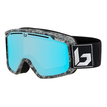 Očala Bolle AVON Maddox - Matte Black Marble-Photochromic Vermillon Blue