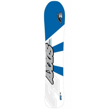 Snowboard F2 AXXIS GTS 160 - Blu Blue