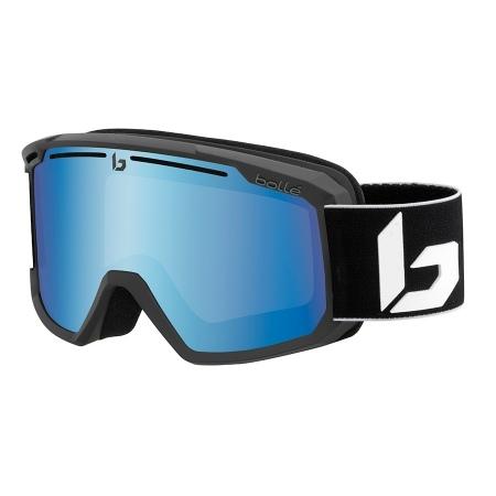 Očala Bolle AVON Maddox - Matte Black Corp-Light Vermillon Blue