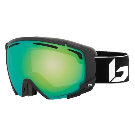 Očala Bolle SUPREME OTG - Matte Black Corp-Phantom Green Emerald