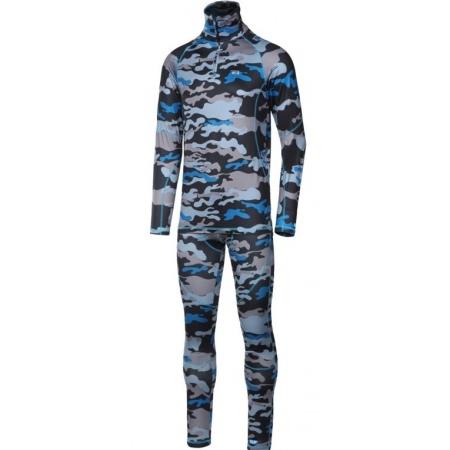 Majica in Hlače Rehall FRAYE - 88485 Camo Black