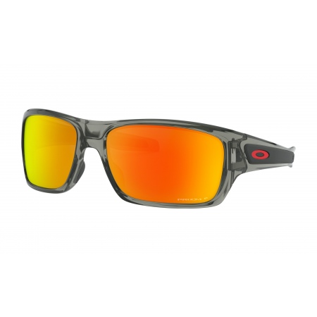 Očala Oakley TURBINE - 9263-57 Grey Ink-Prizm Ruby Polarized