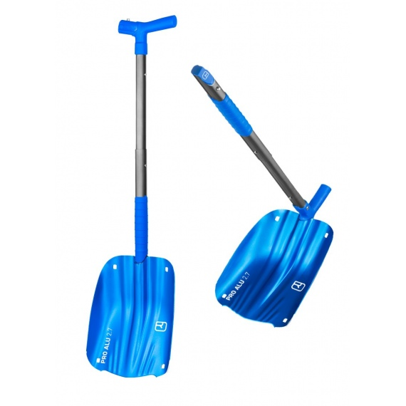 Ortovox SET PRO ALU III + POCKET SPIKE Plazovna Lopata - Sb Safety Blue