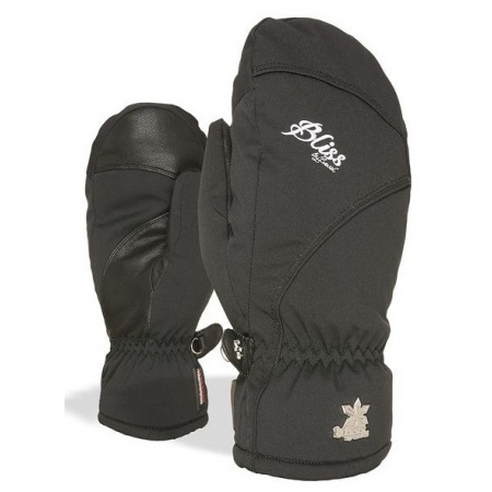 Rokavice Level BLISS MITT Women - Blk Black
