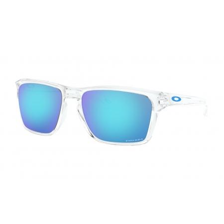 Očala Oakley SYLAS - 9448-0457 Polished Clear-Prizm Sapphire Iridium