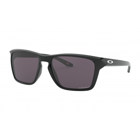 Očala Oakley SYLAS - 9448-0157 Polished Black-Prizm Grey